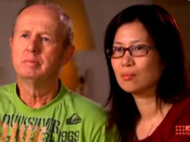 David and Wendy Farnell said they wanted to appear on 60 Minutes so Australia could hear their side of the story, before passing judgement on them