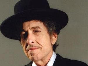 Rock royal Bob Dylan shows both sweet and sour sides
