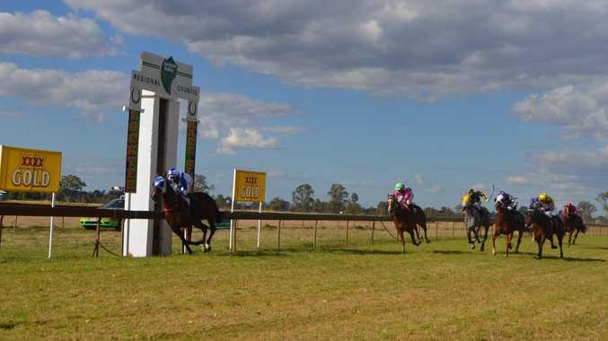 The Lockyer Race Club Race Day on Sunday, August 10. Photo Amy Lyne / Gatton Star