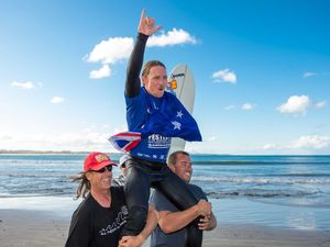 Wurtulla longboarder chasing national, international glory