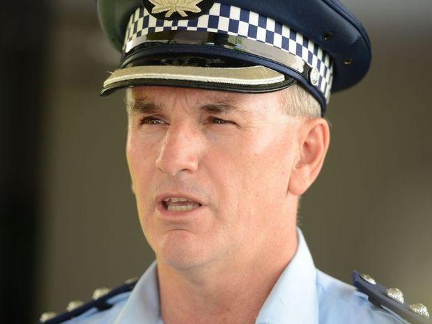 Inspector Keith McDonald