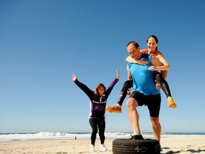 Defeat fun obstacles so Cancer Council can beat serious ones