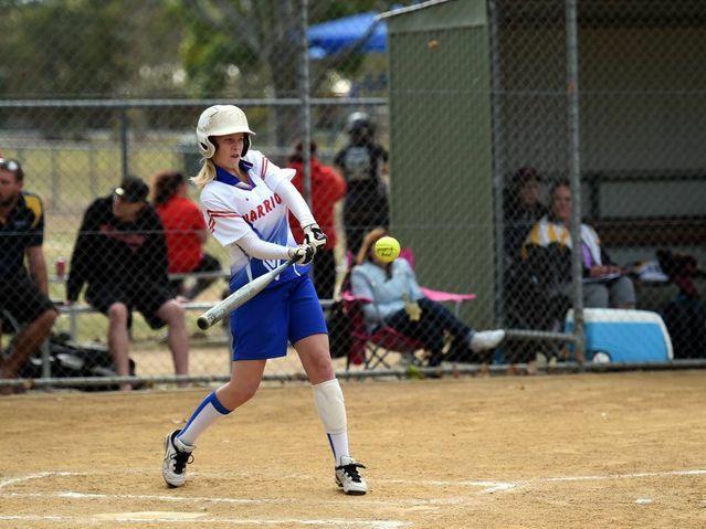 Caboolture softball