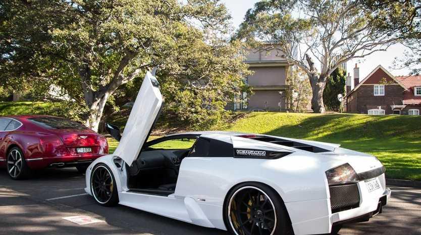 The Beastly 2004 Lamborghini Murcielago Queensland Times