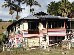 House fire began in caravan, according to RFS