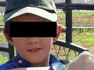 Grandfather of boy, 7, with severed head in plea