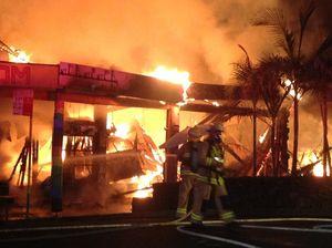 "Nimbin fire ""suspicious"", police say"