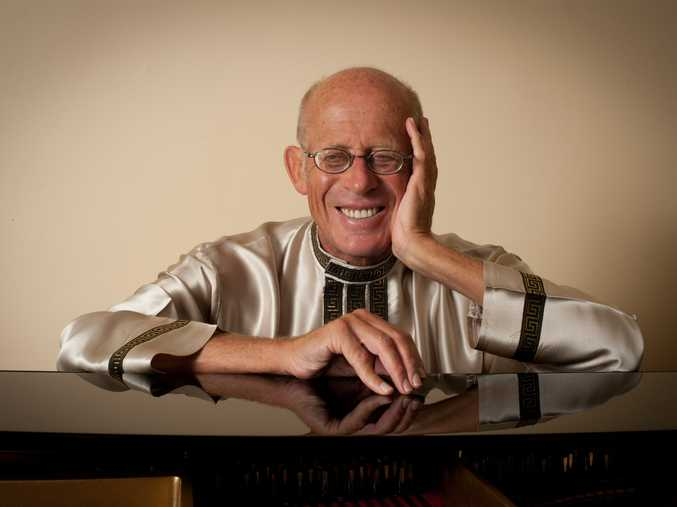 Internationally acclaimed pianist David Helfgott will be giving a concert at Coffs Harbour Regional Gallery on November 28.