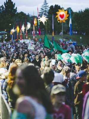The Bellingen River Festival