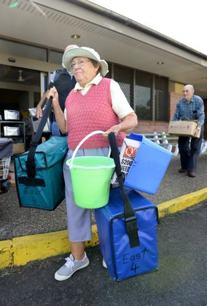 Ipswich Meals on Wheels. Photo: Rob Williams / The Queensland Times