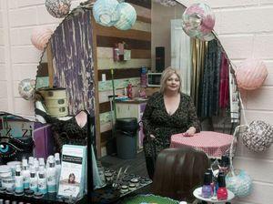 Retro-style salon makeover a hit