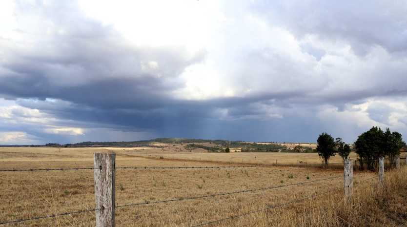South-east to score welcome rain while rest of state will have barely a drizzle