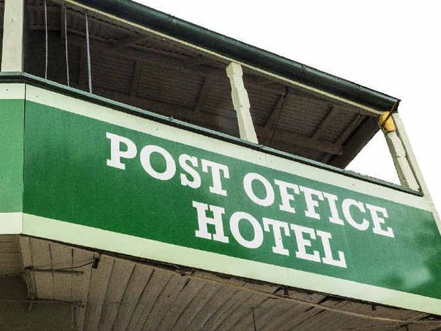 BAD BEHAVIOUR: Licensing problems are behind the decision to close the doors of Grafton's Post Office Hotel. Photo: Adam Hourigan