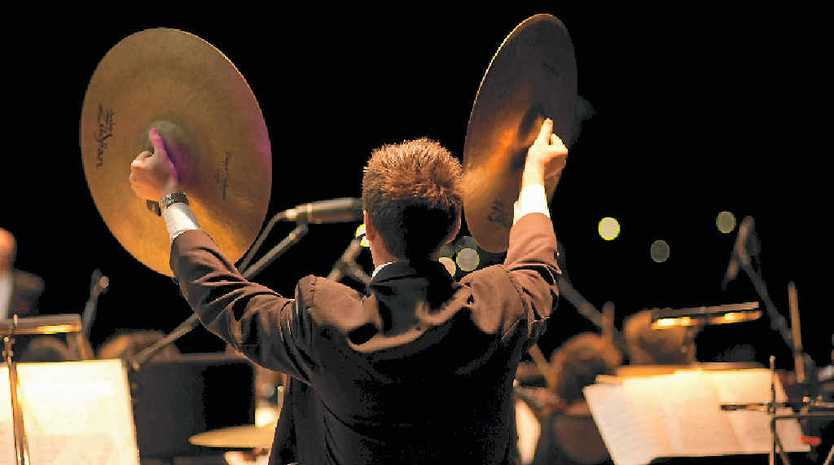 TOP BRASS: The Queensland Symphony Orchestra will play in Gladstone on Friday.