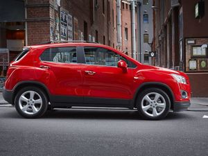 Holden Trax compact SUV gains extra turbo oomph
