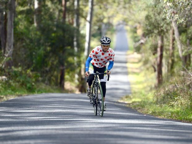 James Middlemiss has won the Rapha Rising Strava Hill Climb Challenge, beating out more than 44,000 by climbing a cumulative 67000 metres in nine days.