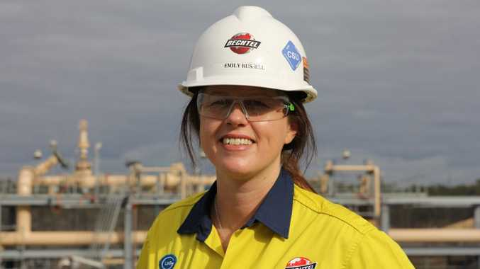 Emily Russell has been nominated for a prestigious NAWIC award.
