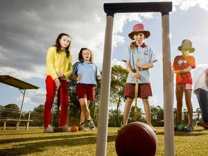 Croquet gets new appeal