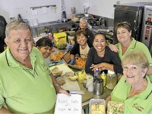 Fruit shop makes meal out of boom in workers