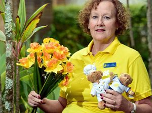 Ena loves Daffodil Day's hope