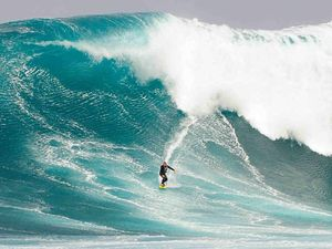 Risk of death a fact of life for big-wave brigade