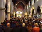Mourners acknowledge Beefa's genuine nature