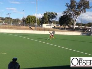 Ronan McGuire makes Queensland hockey team once again