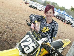 Motocross rider fights back from horror crash