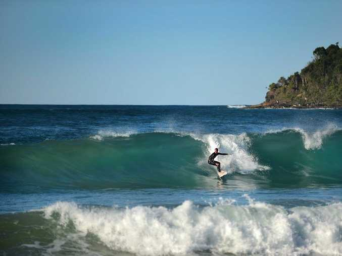 What do you think? Is Noosa main beach the best we've got to offer?