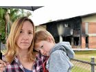 Young students' memories of classroom up in smoke