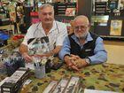 Gladstone Vietnam veterans Russell Tidd and Trevor Davis.