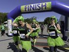 Thousands put their best foot forward for race
