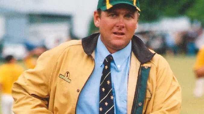 New Australian World Cup polocrosse assistant coach Kent Wells.