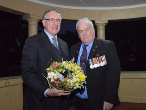 Vietnam veterans remember past service