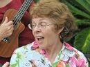 MUSIC and words: they were Kaye Franklin's love, passion and essence. And they will be the legacy for which she will be very fondly remembered.
