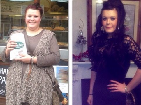 Grace Peacock loses more than 50kg ahead of wedding