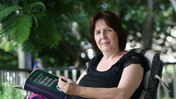 CQUniversity Professor Brenda Happell.