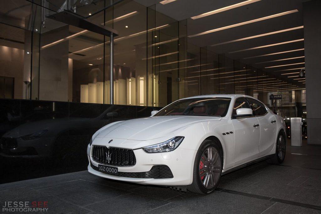 The new Maserati Ghibli S.