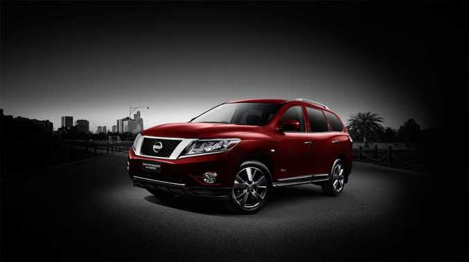 The new Nissan Pathfinder Hybrid starts from $42,990.
