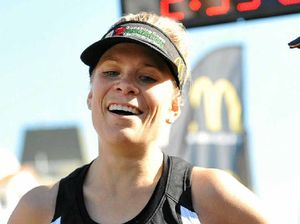 Dual marathon winner admits she's way underdone for race