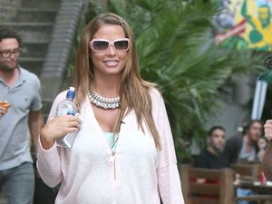 Katie Price wants to be 'supermum'