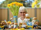 Alison raises money for Daffodil Day
