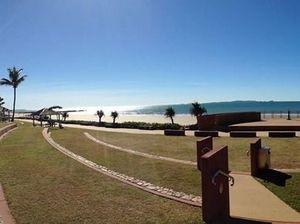 Beachfront shows off region's finest talent