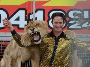 Matthew in the lion's den