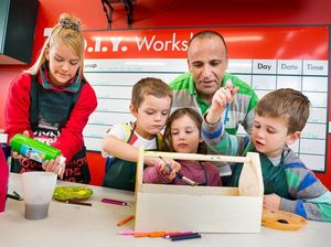 Bunnings hosting Father's Day Family Night