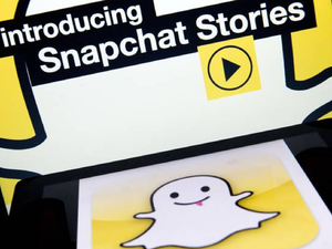 Snapchat to send headlines, TV clips and ads to your phone
