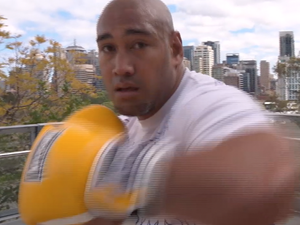 Alex Leapai to launch ring comeback