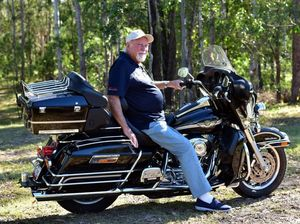 Ride on! 73-year-old to ride scooter across the Nullarbor