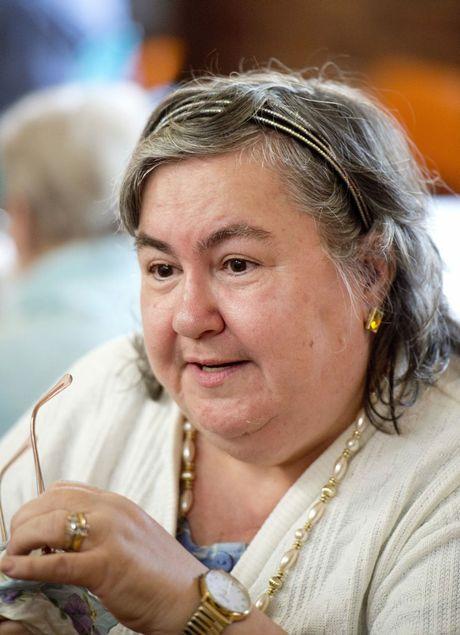 at Senior Citizens . Thursday, Aug 21, 2014 . Photo Nev Madsen / The Chronicle