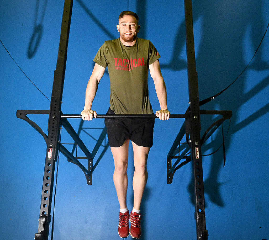 CROSSFIT: Jackson William will be in the crossfit Battle in the Switch .